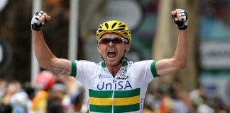 Jack Bobridge Tour Down Under