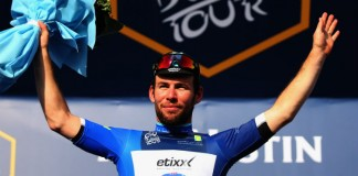 Mark Cavendish Ronde van Dubai 2015