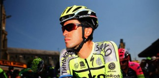 Alberto Contador Tour de France 2017 Getty