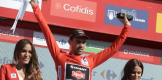 Tom Dumoulin leider vuelta 2015 vi images