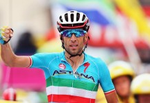 Vincenzo Nibali Giro 2016 getty