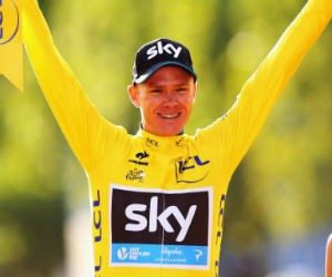Chris Froome Tour de France wedden Getty