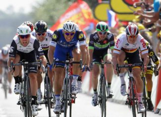 Parcours Etappe 2 Tour de France 2016: Peter Sagan favoriet Getty