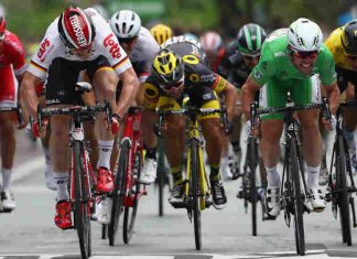 Parcours etappe 4 Tour de France 2016: gele trui drager Peter Sagan favoriet Getty