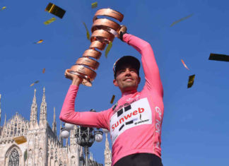 Voorspellen en wedden op Winnaar Giro Tom Dumoulin Getty