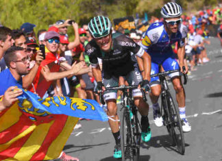 Voorspelling Vuelta a Espana etappe 10 bookmakers: Alaphilippe of toch Sanchez? Getty