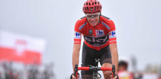 Chris Froome winnaar Vuelta 2017 - wint Trentin puntenklassement? Getty